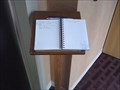 Image for St. Mary's Chapel Guest Book - Mercy Hospital - Rogers AR