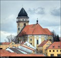 Image for Church of St. Lawrence / Kostel Sv. Vavrince (Dacice - South Bohemia)