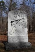 Image for 105th Ohio Infantry Regiment Monument ~ Chickamauga Georgia