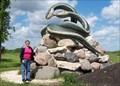 Image for Giant Garter Snakes - Inwood MB