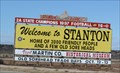 Image for 3000 Friendly People and a Few Old Sore Heads -- Stanton TX