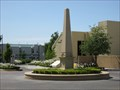 Image for Tracy City Hall Obelisk - Tracy, CA