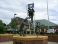 Image for Burlington Firefighters Memorial - Burlington, KY