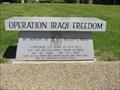 Image for Afghanistan-Iraq War Memorial - General John Riggs Veterans Park Memorial - Caruthersville, Missouri