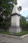 Image for Battle of Lexington Monument  -  Lexington, MA