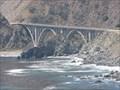 Image for Big Creek Bridge - Big Sur, California