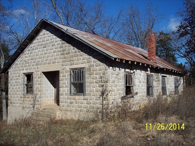 Abandoned Pleasant Valley Baptist Church, by MountainWoods