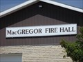 Image for MacGregor Fire Hall