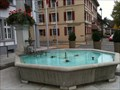 Image for Fountain in front of the Town Hall - Sissach, BL, Switzerland