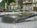 Image for Fountain Fovám tér, Budapest, Hungary