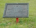 Image for Maury's - Forny's Division Headquarter's Tablet - Vicksburg National Military Park