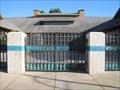 Image for Mountain View Senior Center Gate - Mountain View, CA
