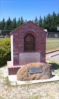 Image for Siskiyou County High School Historical Marker & Time Capsule - Yreka, CA