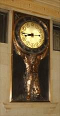 Image for Atlas Clock -- Atlas Life Ins. Bldg., Tulsa OK