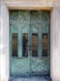 Image for Kerens Mausoleum Door - Calvary Cemetery - St. Louis, Missouri