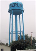Image for Water Tower  -  Berlin, OH