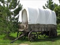 Image for Covered Wagon at The Great Platte River Road Archway Monument, Kearney, Nebraska
