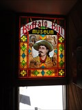 Image for Buffalo Bill Museum Stained Glass - Golden, CO