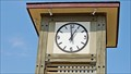 Image for Coldstream Municipal Office Clock - Coldstream, BC
