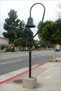 Image for Old Town Tustin Bell #11 - El Camino Real and Newport