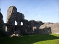 Image for Abergavenny Castle - Ruin -  Wales. Great Britain.