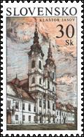 Image for Jasov Monastery / Kláštor Jasov - East Slovakia