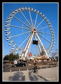 Image for Ferris Wheel in Hafencity - Hamburg, Germany