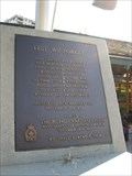 Image for West Vancouver Memorial Library Plaque - West Vancouver, BC