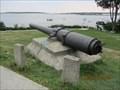 Image for Cannon, Fort Allen Park, Portland, Maine