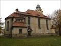 Image for kostel sv. Mikuláše - Hnidousy, Kladno, CZ