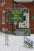 Image for Belmont Free Library - Belmont, NY