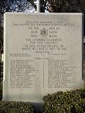 Image for Jewish War Veterans Memorial - Dallas, TX