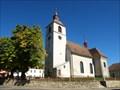 Image for kostel Nanebevzetí Panny Marie, Nový Rychnov, Czech republic