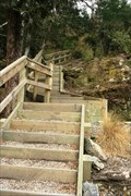 Image for One Mile Stairs — Queenstown, New Zealand