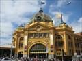 Image for Flinders St. Station - Monopoly Australian Edition : Melbourne Australia