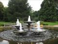 Image for Fountain - Cambridge University Botanic Gardens, Brookside, Cambridge, UK