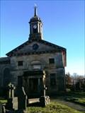 Image for St John the Evangelist church clock - Bradford,UK