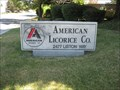 Image for American Licorice Company - Union City, CA