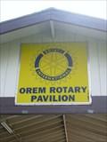 Image for Orem Rotary Pavillion - City Center Park - Orem, Utah