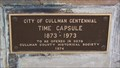Image for City of Cullman Centennial Time Capsule - Cullman, AL