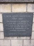 Image for D. Wyn Jones Davies BSc - Maritime Quarter, Swansea, Glamorgan, Wales, UK