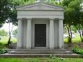 Image for William Bartlett Mausoleum - Mount Mora Cemetery - St. Joseph, Mo.