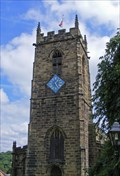 Image for Bell Tower, All Saints Church, Silkstone, Barnsley. UK