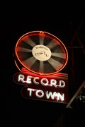 Image for Record Town -- Fort Worth TX
