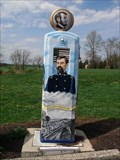 Image for Lincoln Highway Vintage Gas Pump (Replica) - Gettysburg, PA