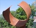 Image for Come Light, Visit Me Sundial, Champlain College, Burlington VT