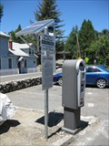Image for Main Street Solar Powered Parking Meter - Placerville, CA