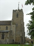 Image for St. John the Baptist Church Bell Tower - Somersham, England