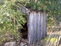 Image for Outhouse at Whitesand Church near Bennington, OK