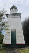 Image for Hokatika lighthouse, New Zealand